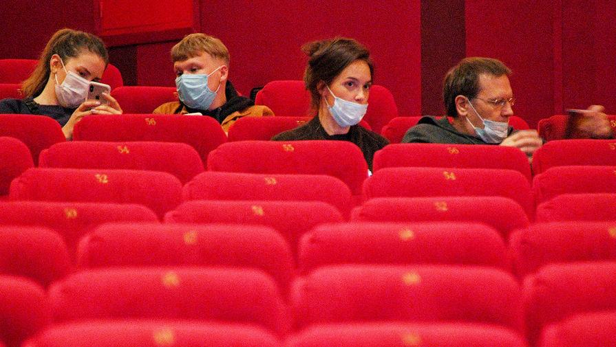 Госдума отклонила законопроект об ограничении рекламы перед киносеансом