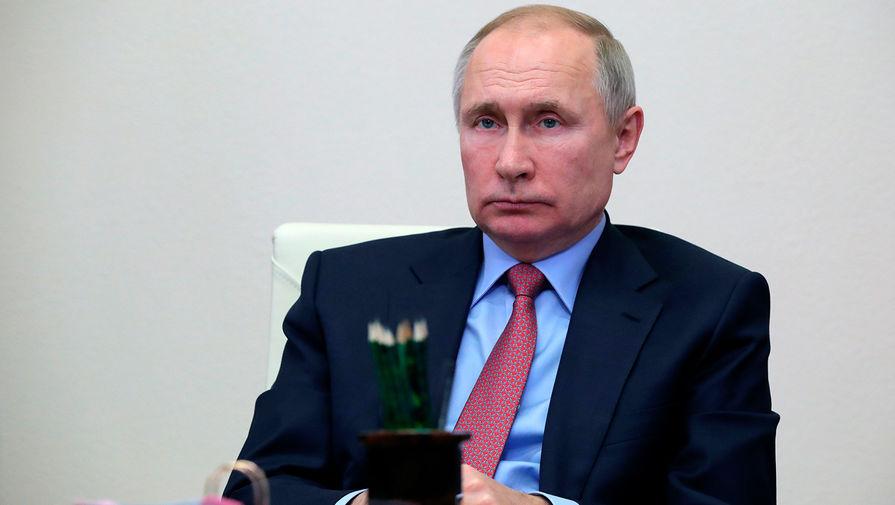 Путин назвал причину неустойчивости глобального экономического развития
