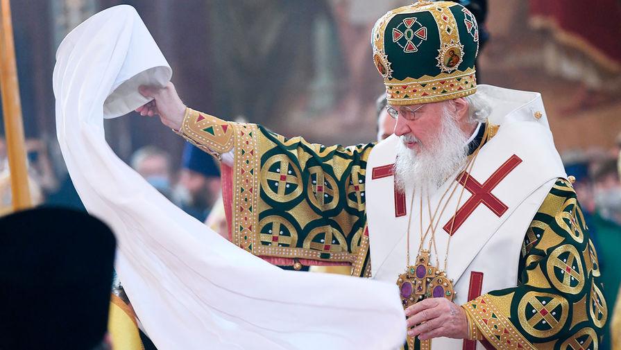 Патриарх Кирилл поздравил Байдена с победой на президентских выборах