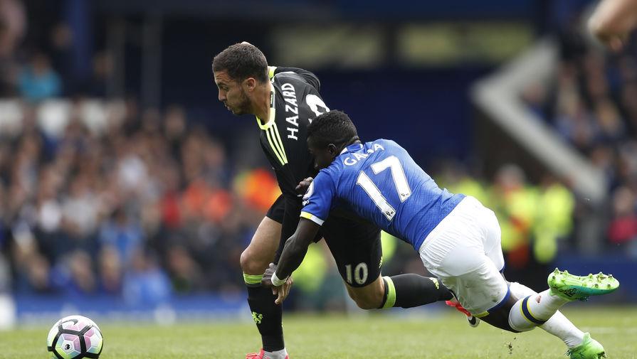 'Эвертон' обыграл 'Челси' в матче АПЛ