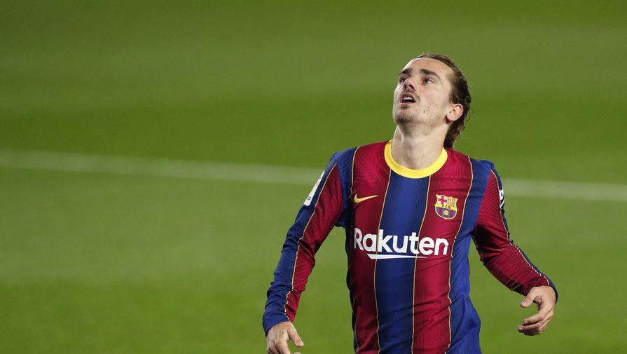 Игроки 'Барселоны' разозлились на слова Гризманна после Суперкубка Испании