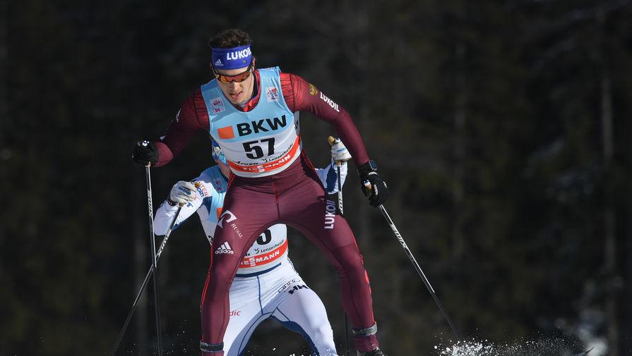 Лыжник Ретивых взял серебро в спринте на этапе Кубка мира