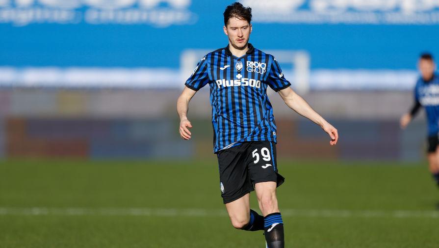 Миранчук попал в заявку 'Аталанты' на матч Лиги чемпионов с 'Реалом'