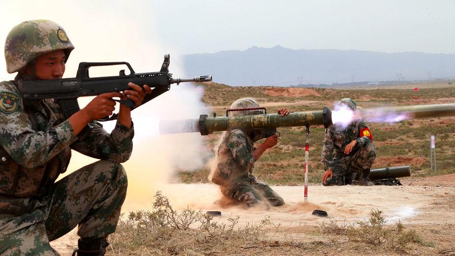 Китай впервые отчитался о потерях при конфликте на границе с Индией