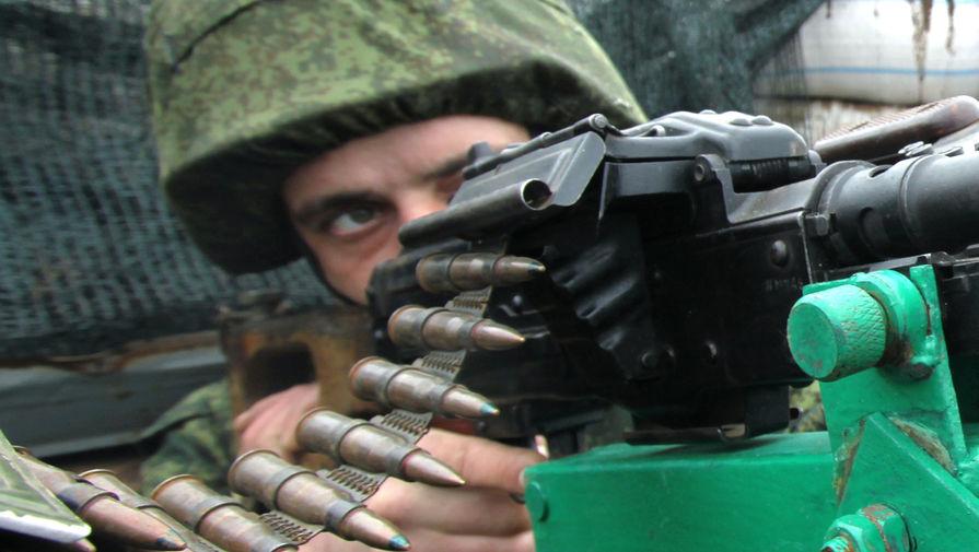 В ДНР заявили о гибели одного человека при обстреле силовиков