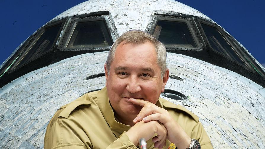 Рогозин отреагировал на первые снимки марсохода Perseverance мемами