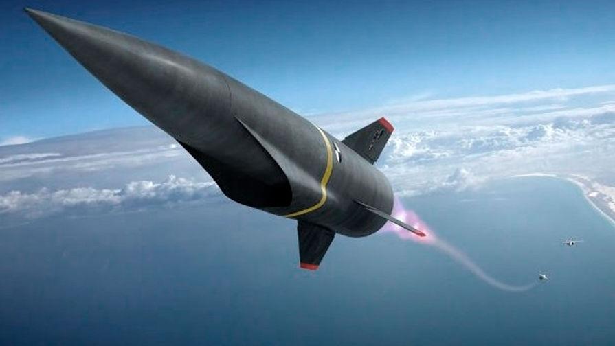 США провалили испытания гиперзвукового оружия
