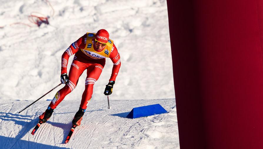 Шведский журналист считает, что Большунов обязан выиграть золото на ЧМ