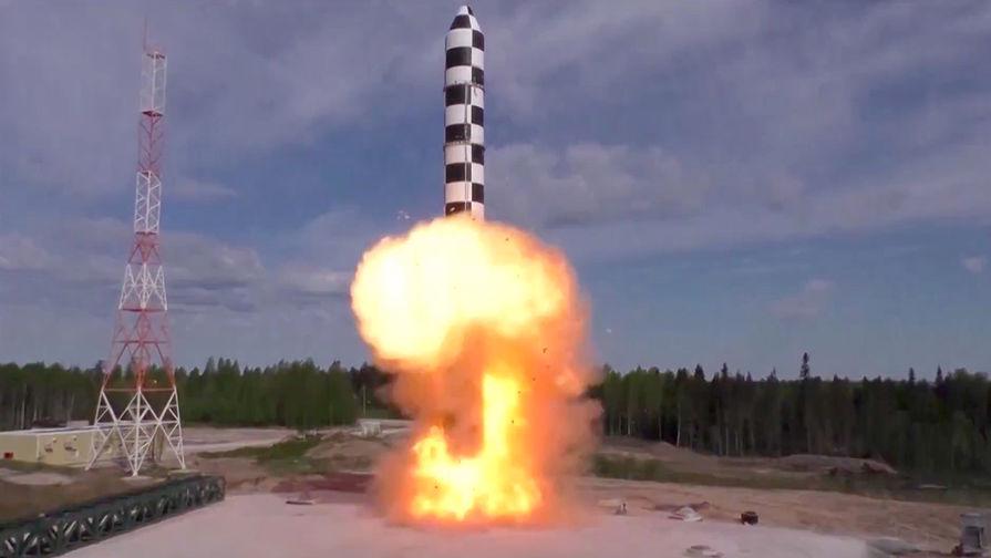 В Иране ракету 'Сармат' сочли посланием России Байдену