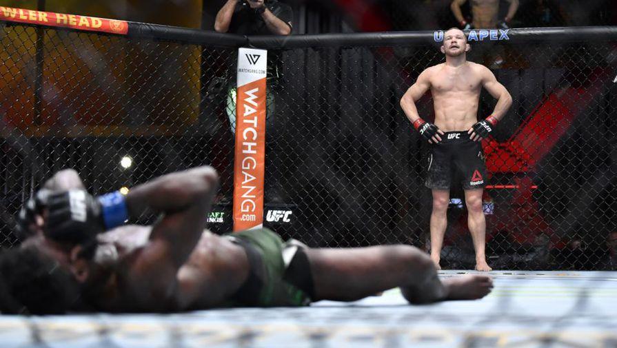 Чемпион UFC Стерлинг просил аннулировать результат поединка против Яна