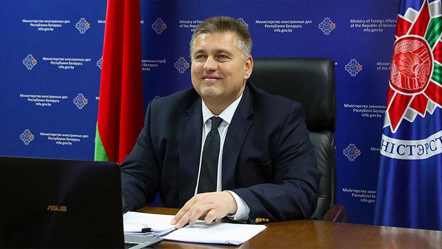 Умер замглавы МИД Белоруссии и посол в США Кравченко