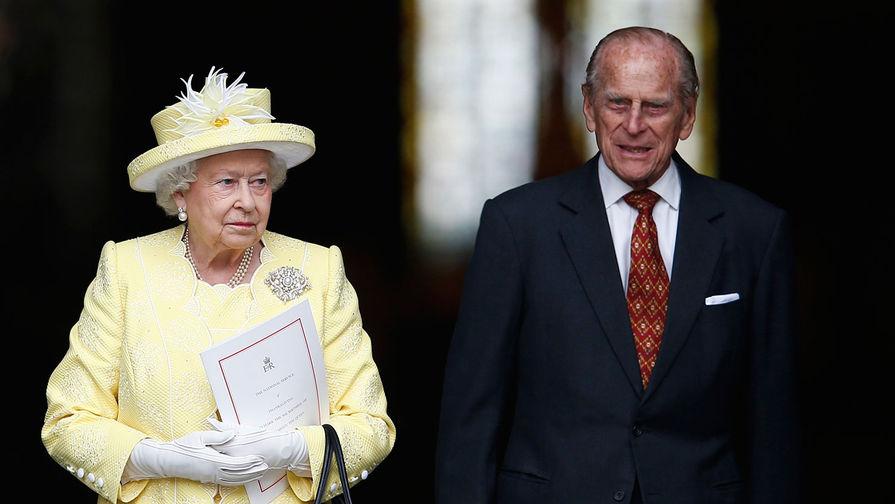 Супруг Елизаветы II принц Филипп переведен в другую больницу