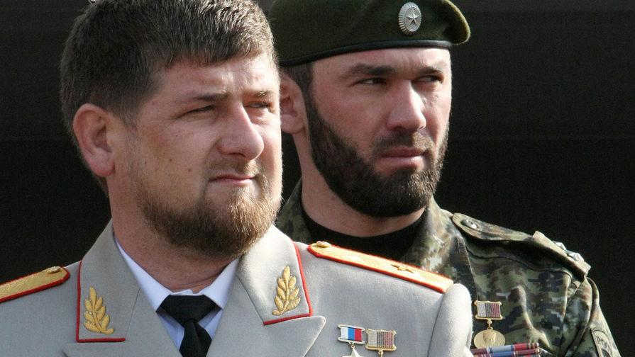 Кадыров счел 'дебилизмом' санкции США