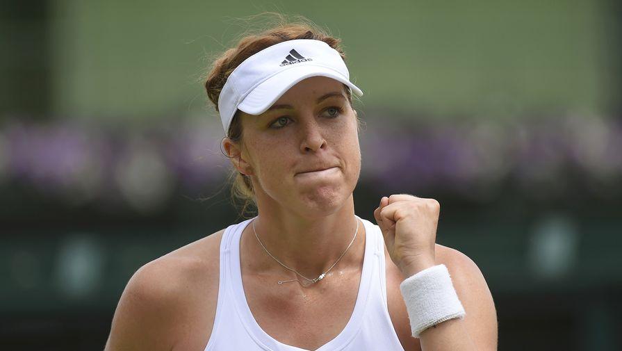 Павлюченкова вышла во второй круг турнира в Мельбурне