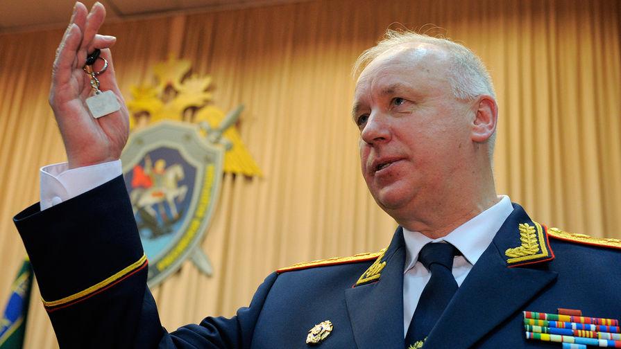 Бастрыкин поручил провести проверку из-за призывов к суициду в соцсетях