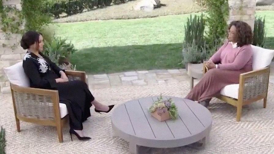 Биограф принцессы Дианы заявил о лжи Меган Маркл во время интервью Опре