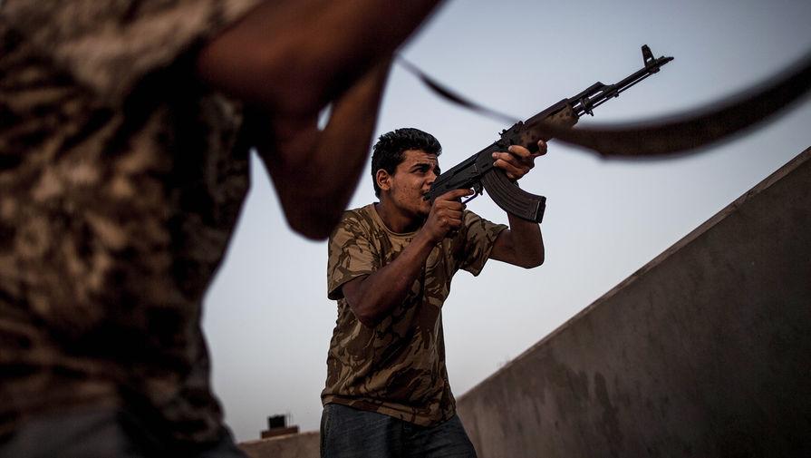 Кортеж главы МВД Ливии подвергся нападению
