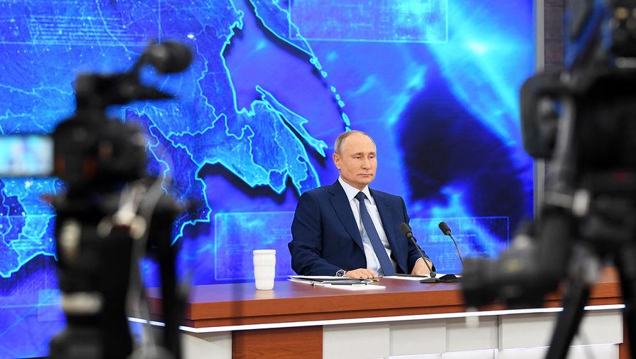 Путин оценил возможность появления в парламенте новых партий