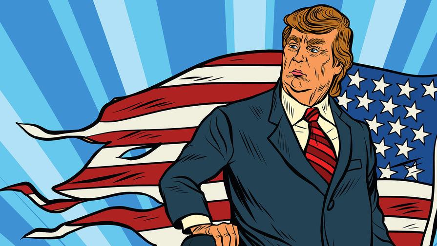 Трамп проигнорировал вопрос о своей отставке