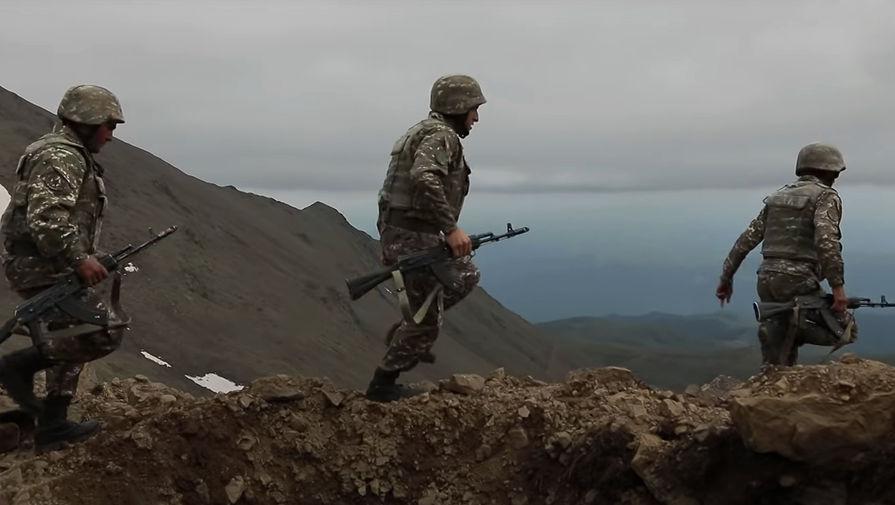 Армянский парламент отменил военное положение