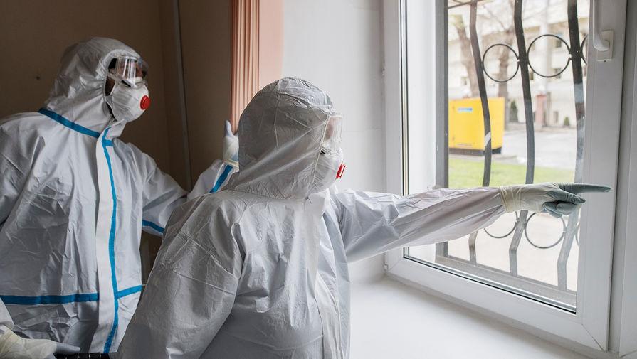 Еще 3 458 случаев заражения коронавирусом зафиксировали в Москве