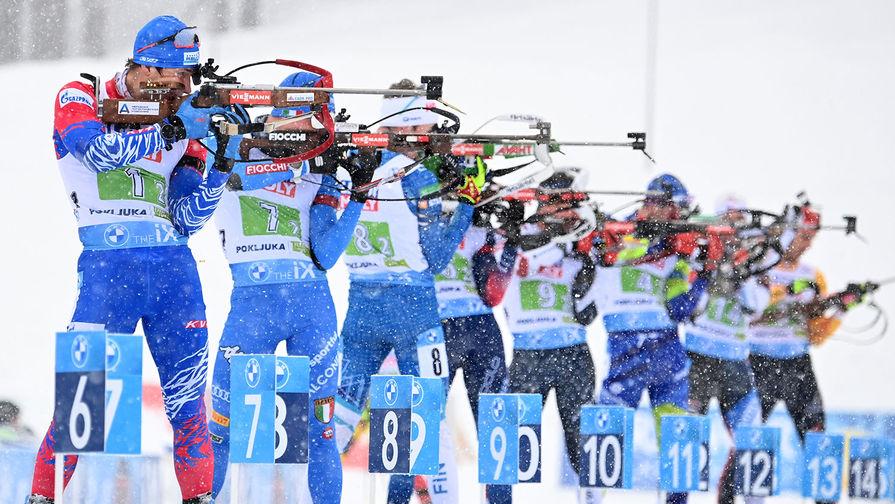 Норвежский этап Кубка мира по биатлону отменен