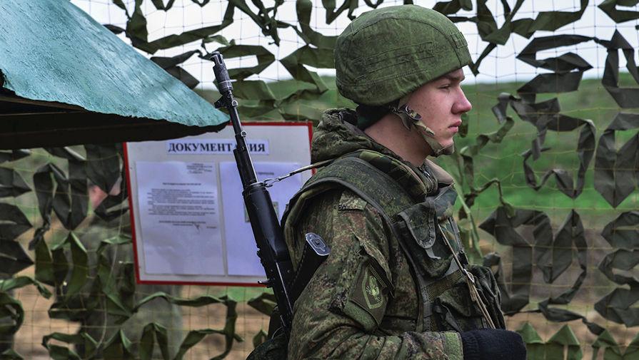 Крупные учения ВДВ начались в Крыму