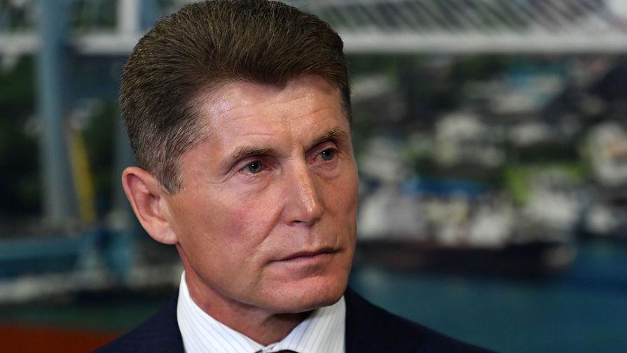 Губернатор Приморья: предварительный ущерб от ледяного циклона превышает 1 млрд рублей
