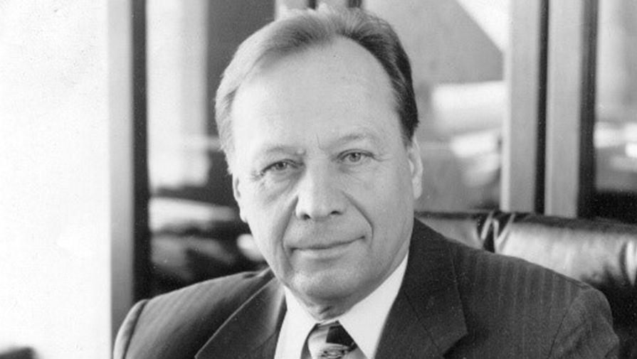 Умер бывший главный санитарный врач России Евгений Беляев