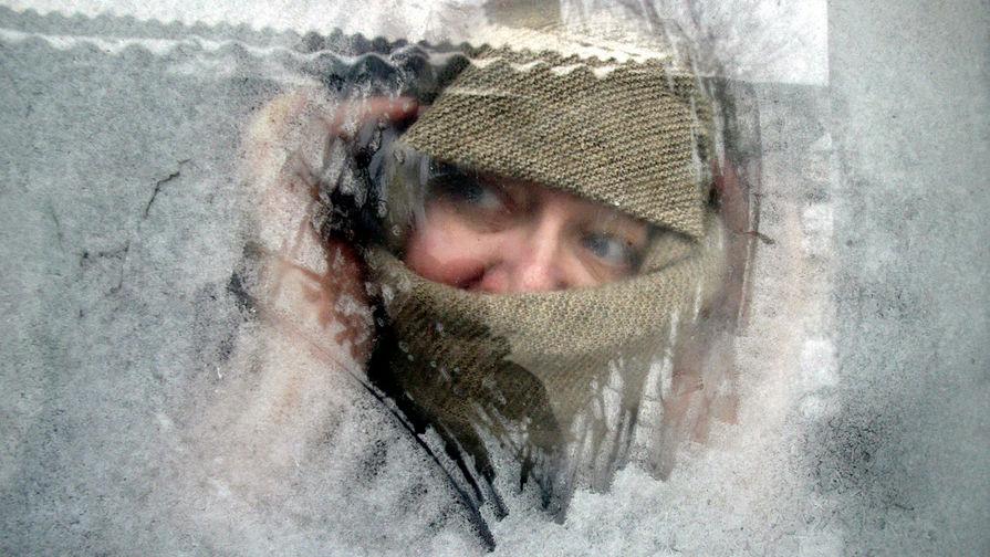 Во вторник в Москве ожидается до -17°С