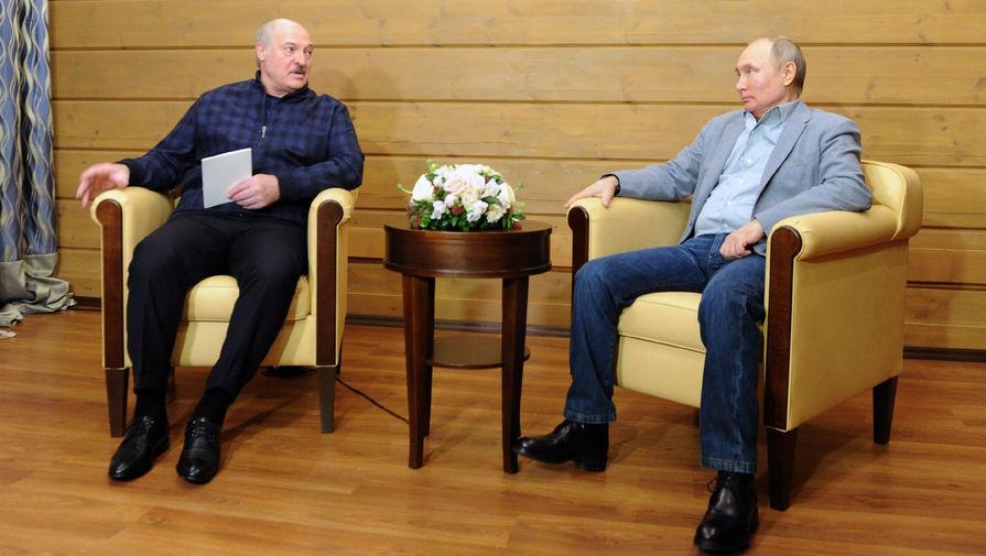Лукашенко заявил, что одолженные РФ для Белоруссии деньги не были выброшены на ветер
