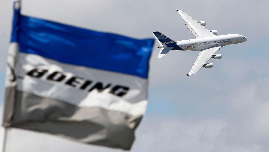 Boeing рекомендовала приостановить полеты лайнеров 777 из-за ЧП в Колорадо
