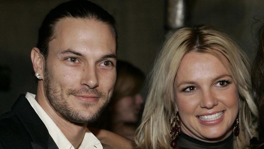 Кевин Федерлайн не стал вмешиваться в скандал вокруг Бритни Спирс и ее отца