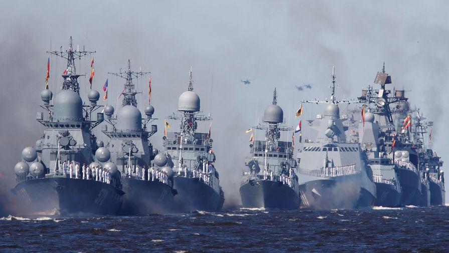 В Минобороны объяснили необходимость базы ВМФ России в Судане
