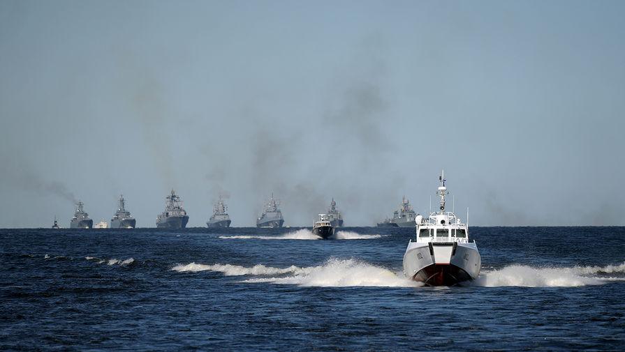 Корабли России примут участие в учениях со странами НАТО впервые за 10 лет
