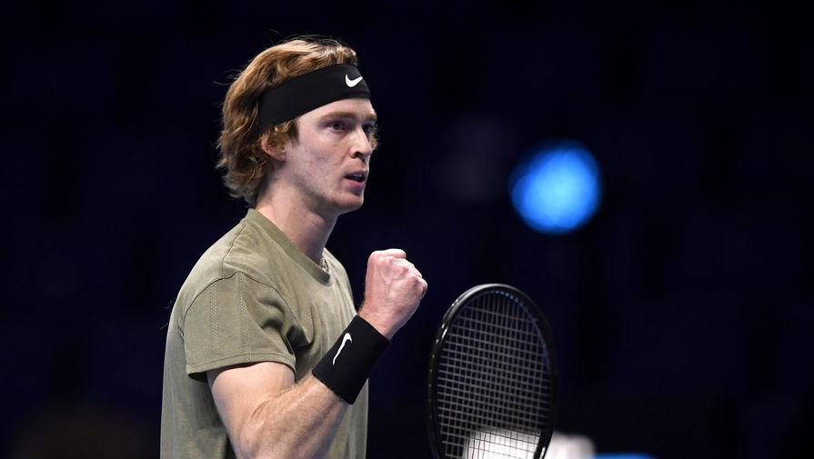Рублев вышел во второй круг Australian Open