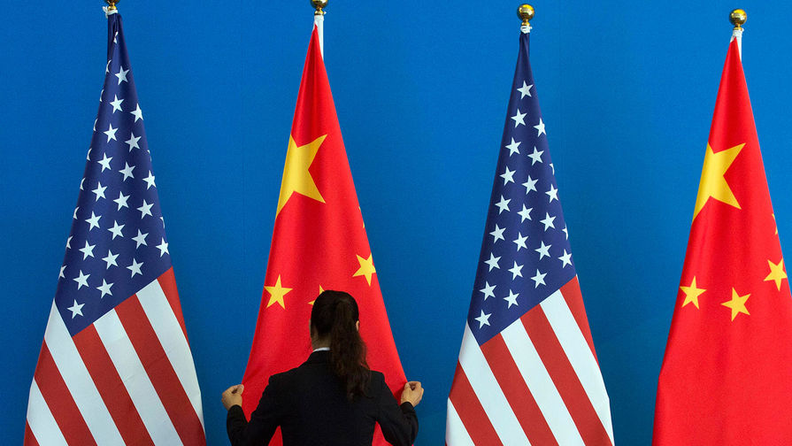 США назвали Китай 'ведущим мировым правонарушителем' за подход к экономике