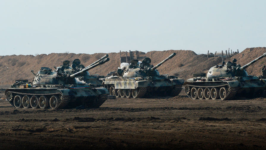 Армения назвала дезинформацией данные о гибели военных в Карабахе