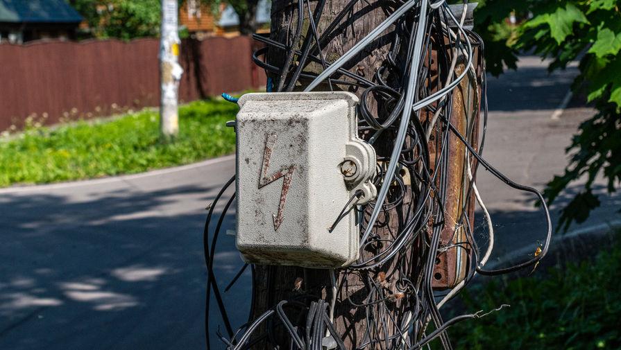 В Дагестане 50 тысяч человек остались без света