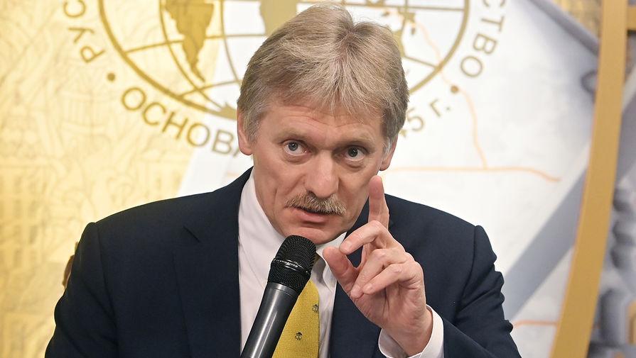 В Кремле ответили на планы США и Британии ввести новые санкции против России