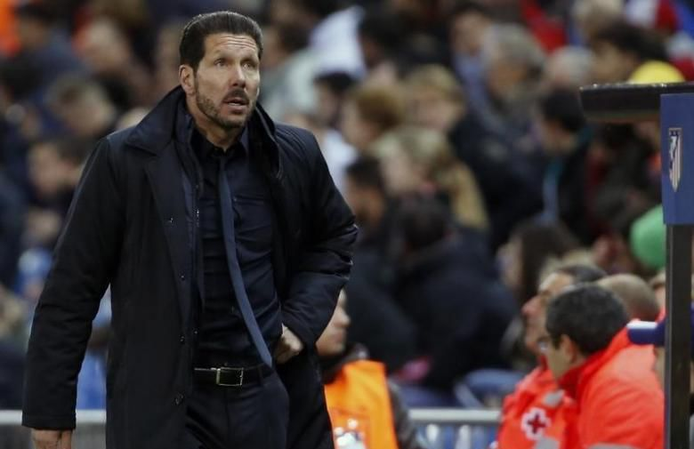 Симеоне назван лучшим тренером десятилетия по версии IFFHS