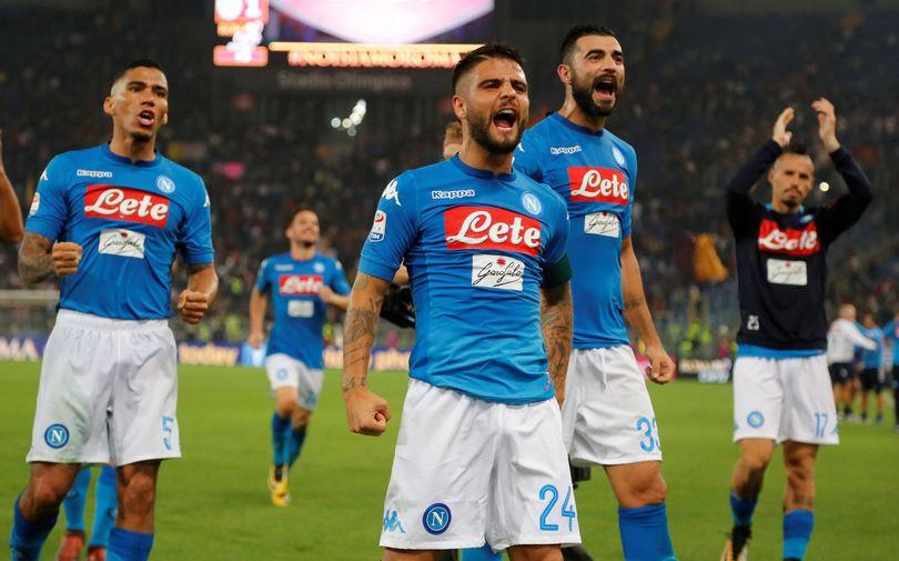 'Наполи' в гостях переиграл 'Милан' в рамках чемпионата Италии