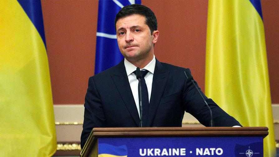 Зеленский заявил об усилении ВСУ в 572 раза