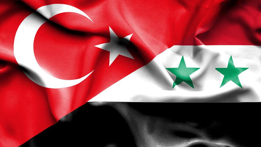 Турция обвинила Сирию в нанесении ударов в Алеппо