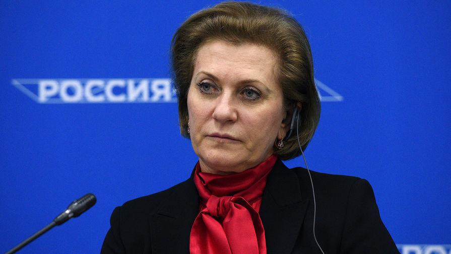 Попова рассказала подробности о выявленном в России британском штамме коронавируса