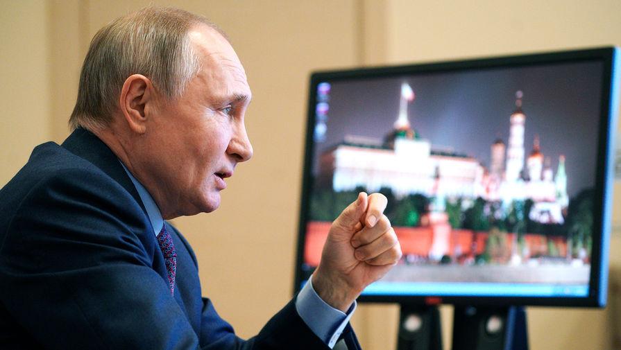 Песков рассказал, как Путин чувствует себя после вакцинации от коронавируса