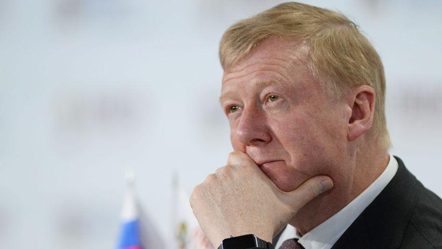 Песков подтвердил, что Чубайс общался с Путиным перед уходом из 'Роснано'