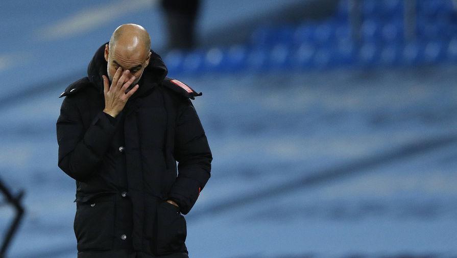 'Манчестер Сити' объявил о новых случаях заражения коронавирусом в клубе