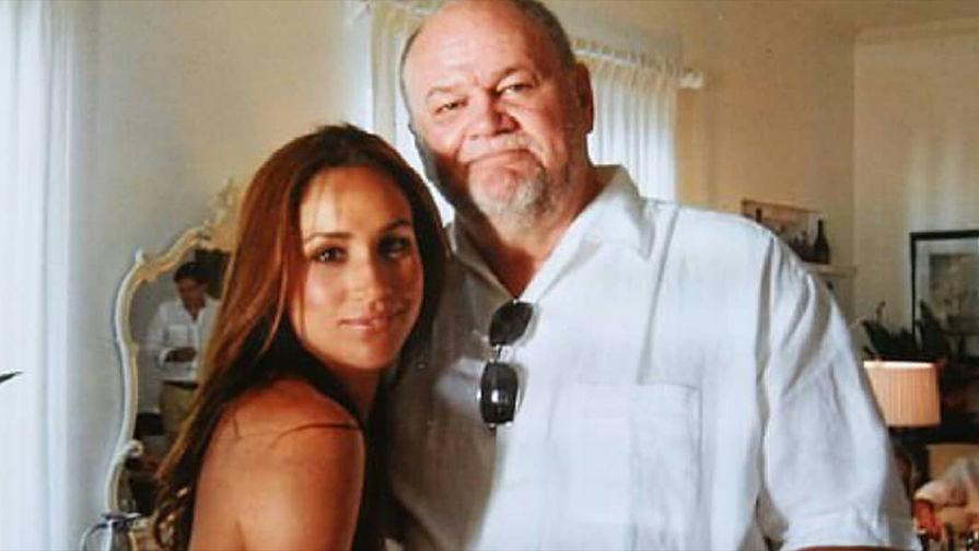 Отец Меган Маркл снимет документальный фильм о своей жизни и дочери