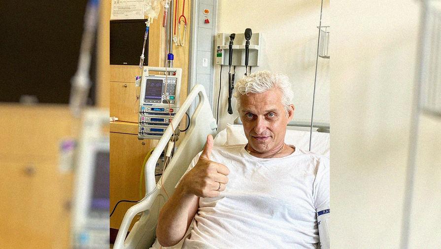 Тиньков рассказал об осложнениях после пересадки костного мозга